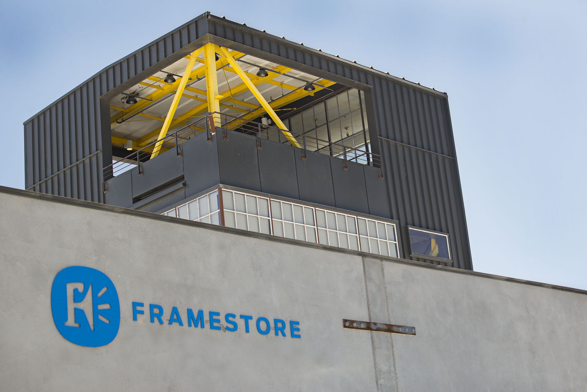 Frame.io Cribs: Framestore, Los Angeles