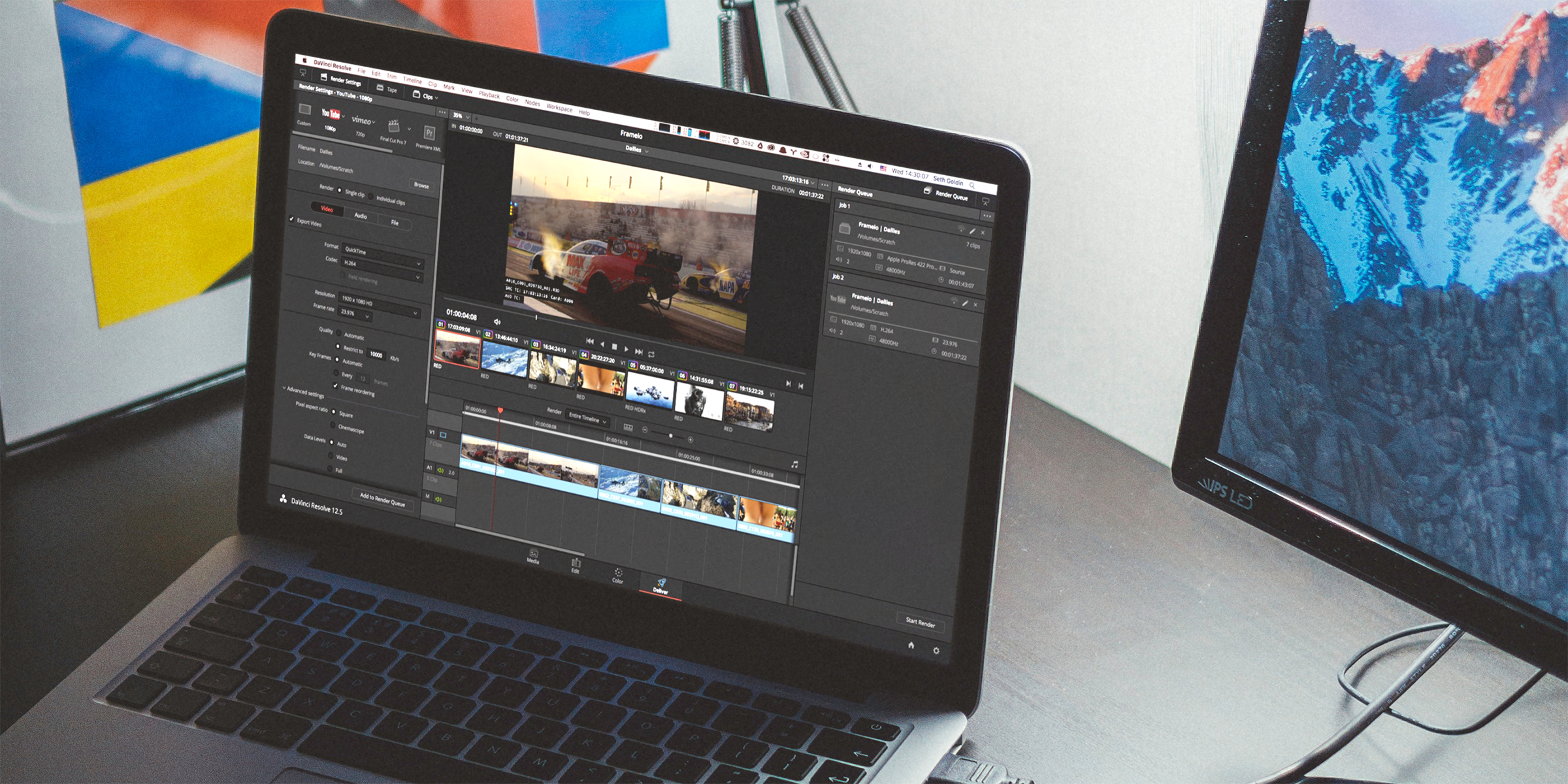 The Beginner's Guide to Conforming with DaVinci Resolve