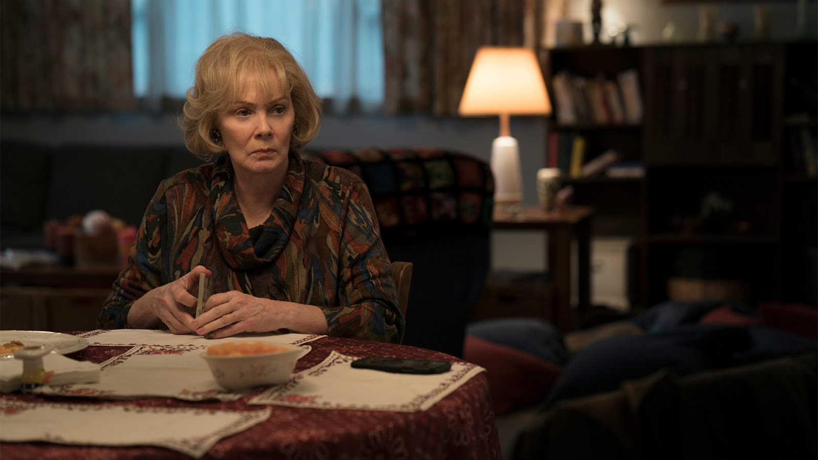 Jean Smart playing Mare's mother