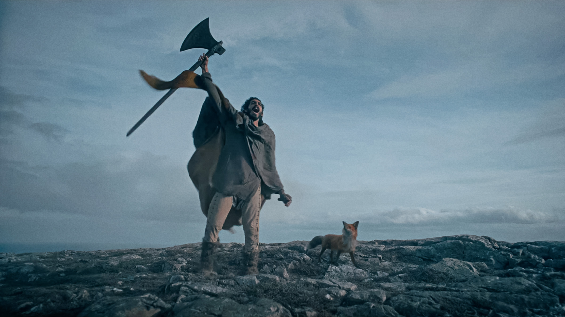 """Made in Frame: David Lowery's Arthurian Epic """"The Green Knight"""""""